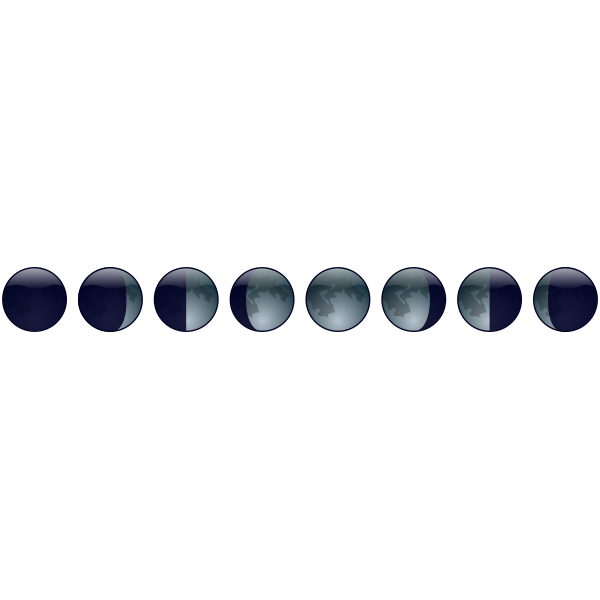 Moon phases-1572512852