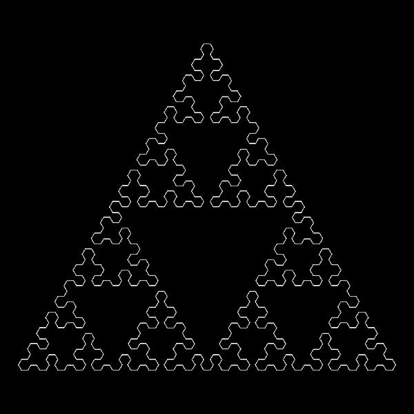 Sierpinskis Triangle