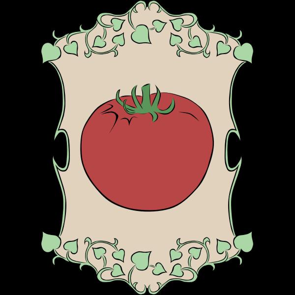 Garden Sign Tomato