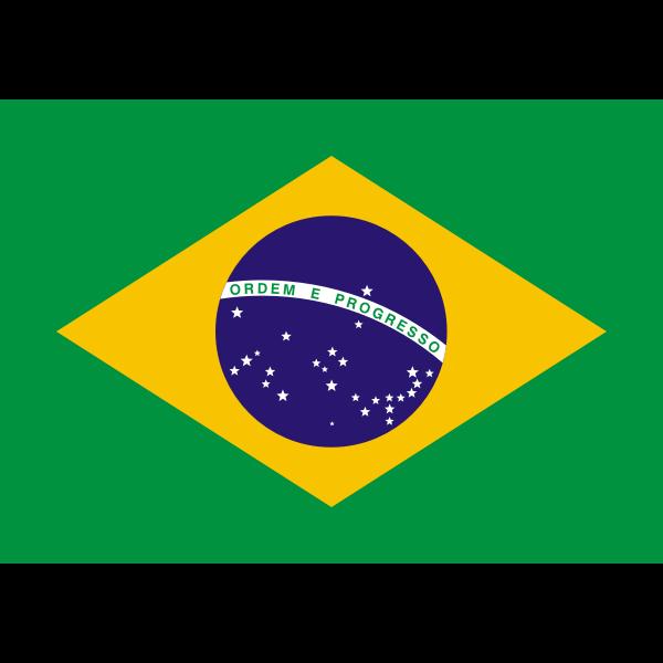 Bandeira do Brasil - Flag Brazil