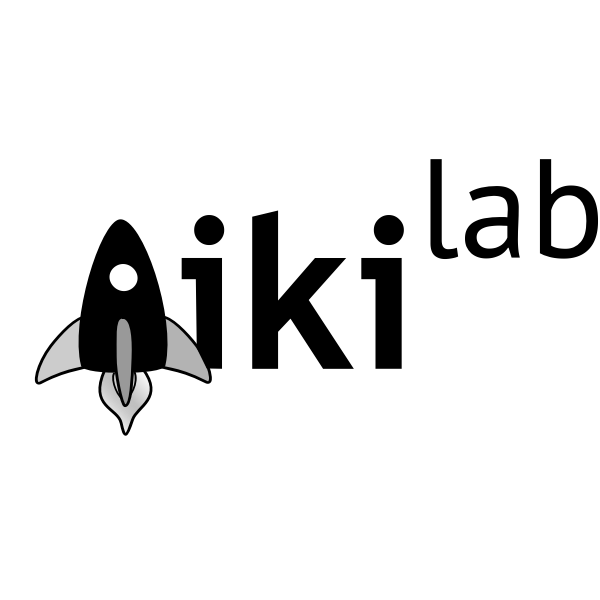 Aiki Lab HackerSpace logo (PT Sans)