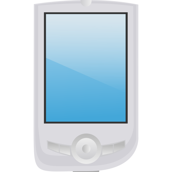 PDA vector graphics