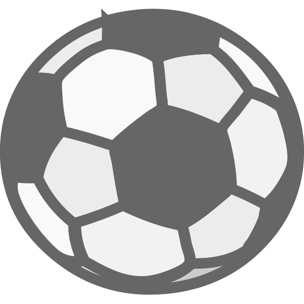 Soccer Ball Clip Art Vector