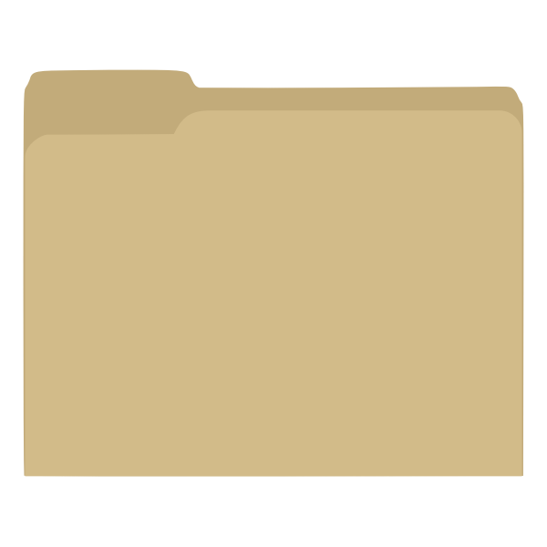 Regular folder