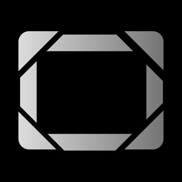 Desktop sign