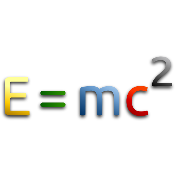 Mass - Energy Equivalence Formula