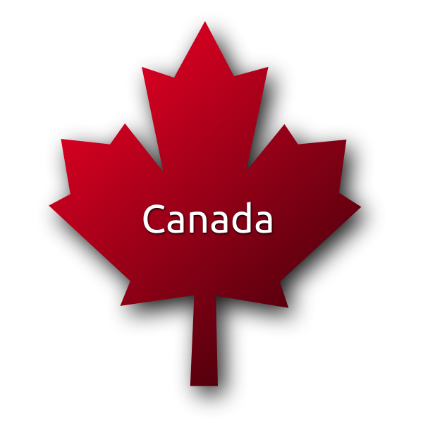 Maple Leaf vector symbol