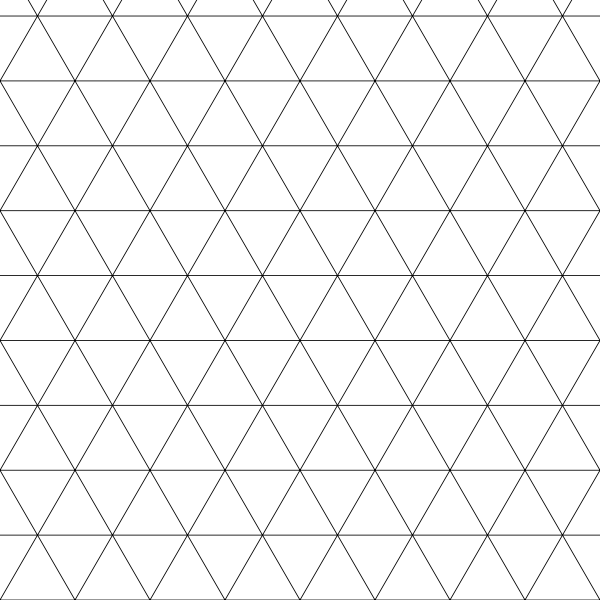 triangle tessellation stroke