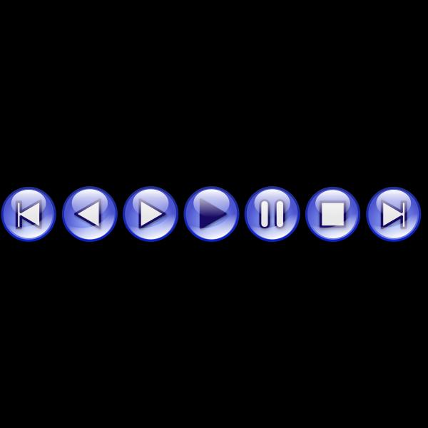 Audio button set image