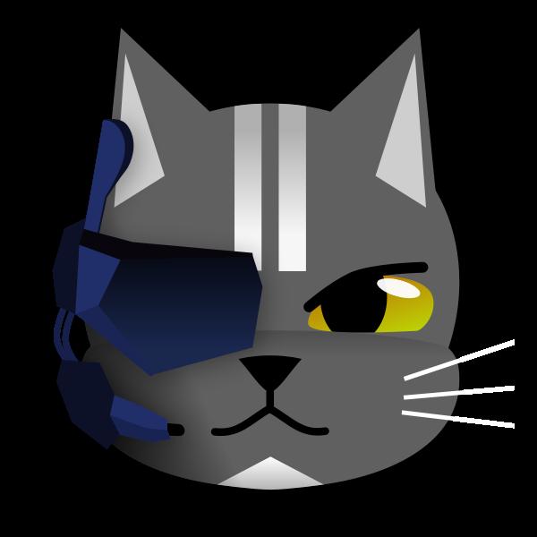 Futuristic Cat