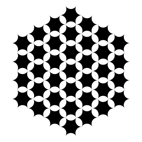 hexacurves