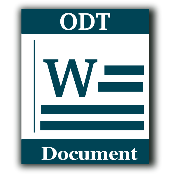 Word processing web vector icon