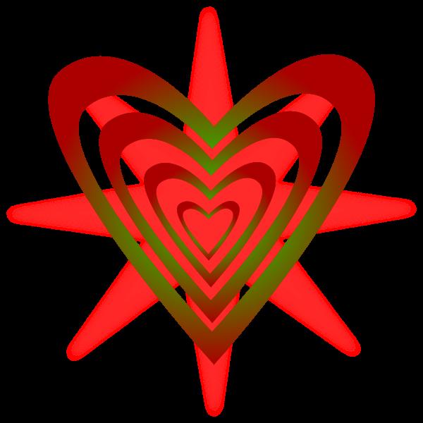 hearts/corazones