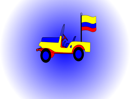 jeep colombiano