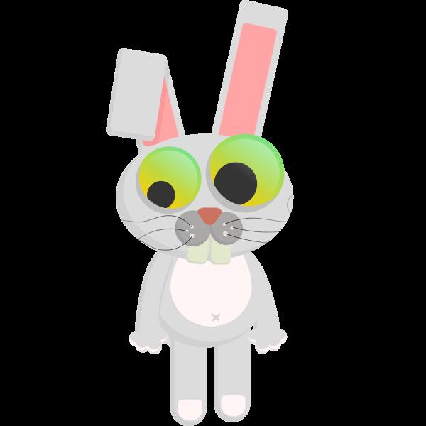 Cartoon Rabbit Clip Art