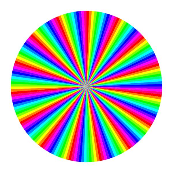 12 color 180gon