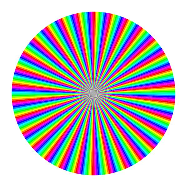 12 color 360gon