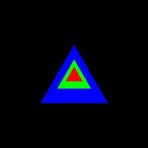 regular triangle discovery