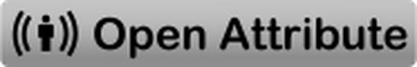 Open Attribute Button
