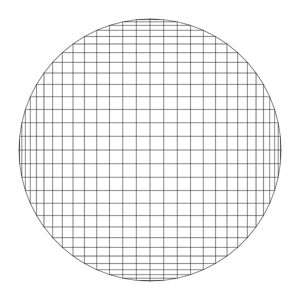 60gon rectangle grid