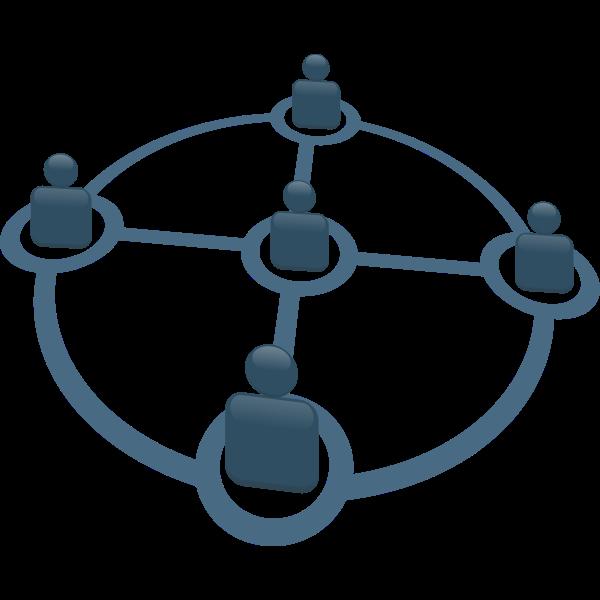 Network vector graphics