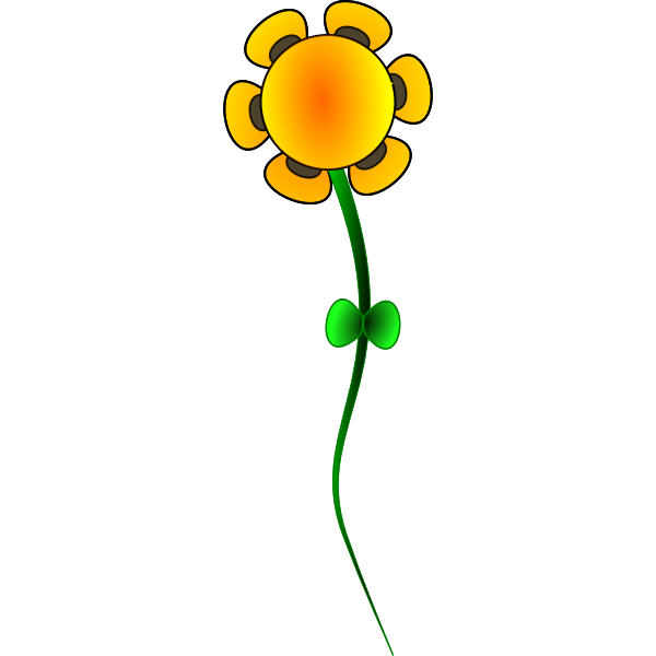 Crazy Sun Flower