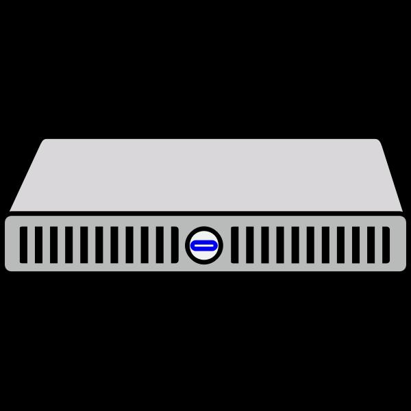 Virtual machine vector image