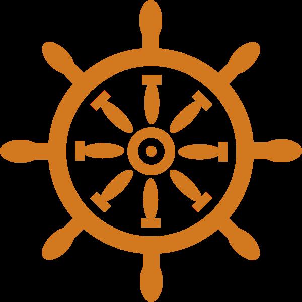 Captain's wheel