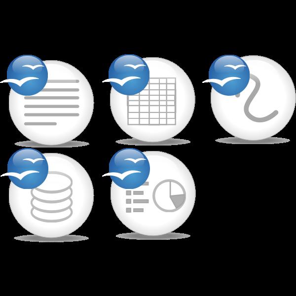 OpenOffice.org Application Logo