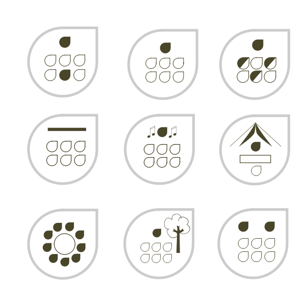 Group icons