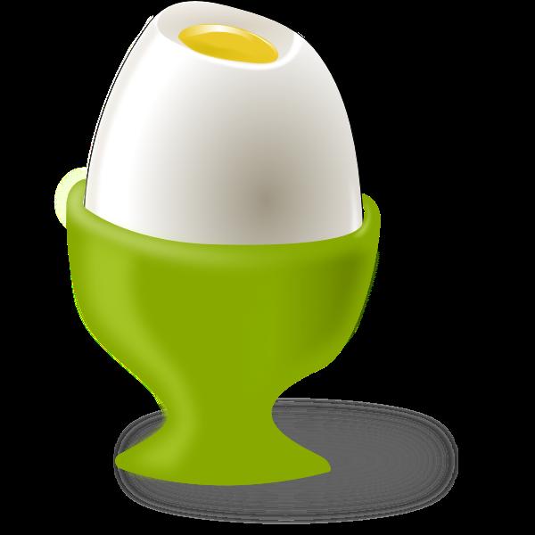 Ester egg vector graphics