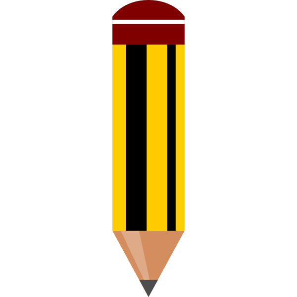 Colorful pencil
