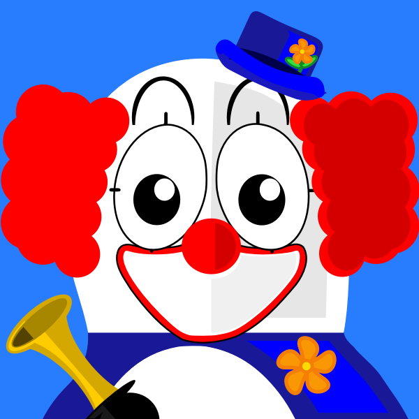 Clown Penguin