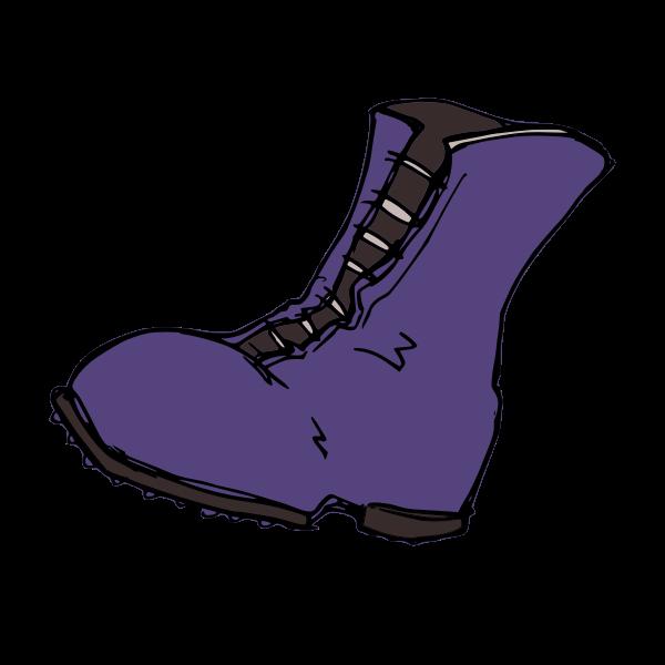 Jackboot vector image