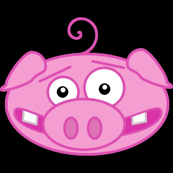 Pig'a face