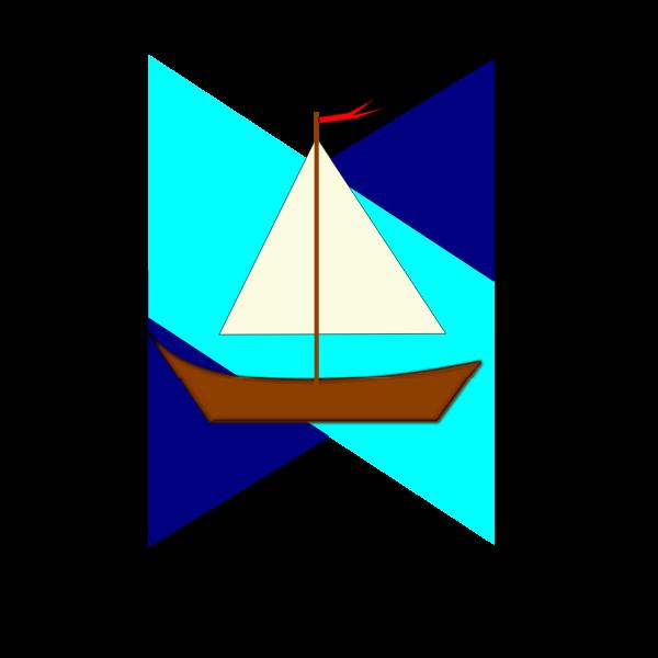 A simple ship