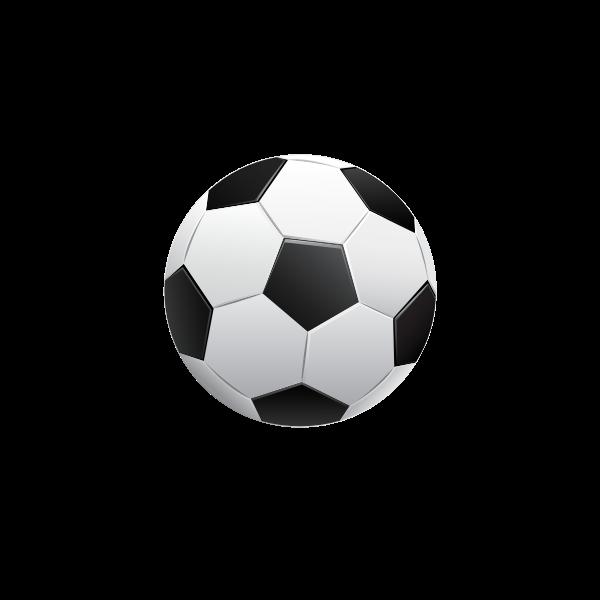 Football vector image   Free SVG