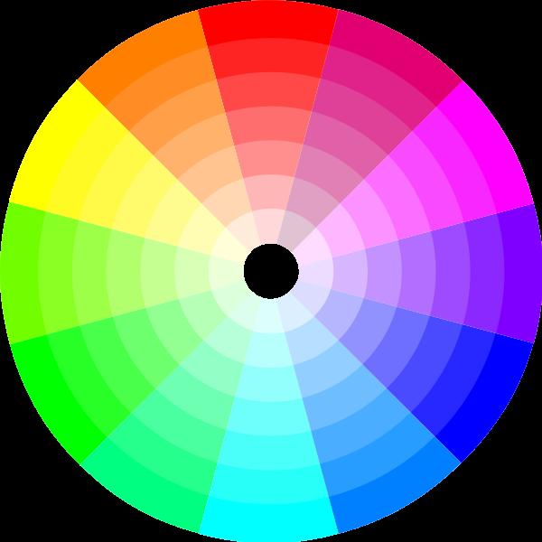 Color Wheel (12x7)