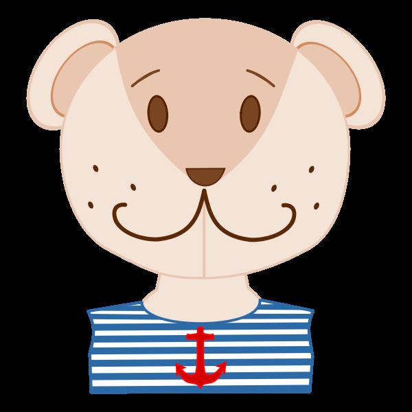 Sailor Teddy Bear