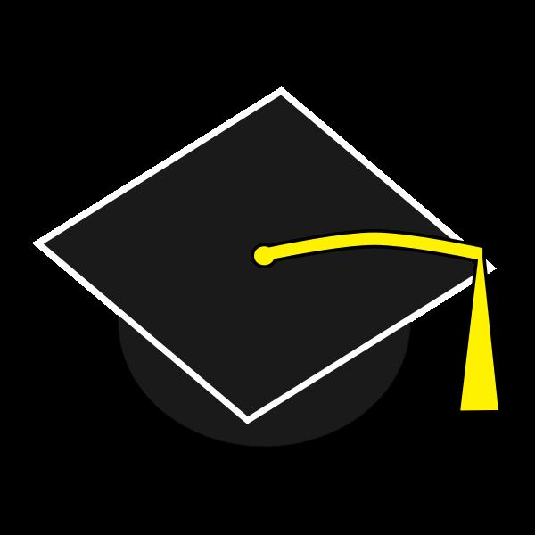 Square academic hat