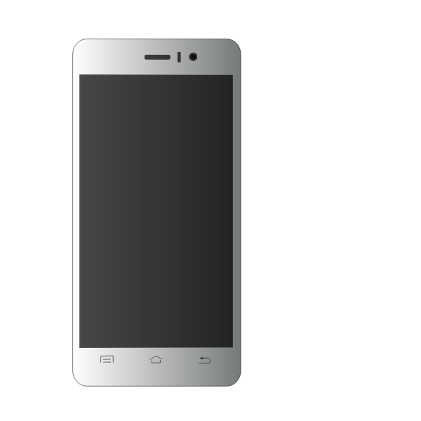Unbranded mobile phone - smartphone