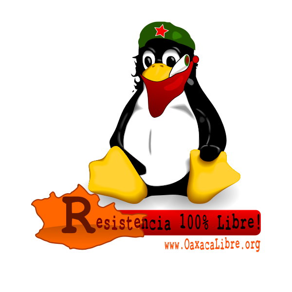 Protest penguin