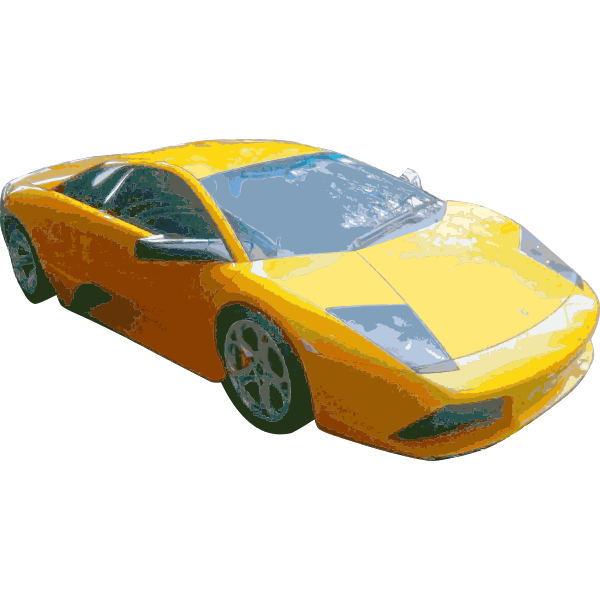 Sports Car Cutout remix