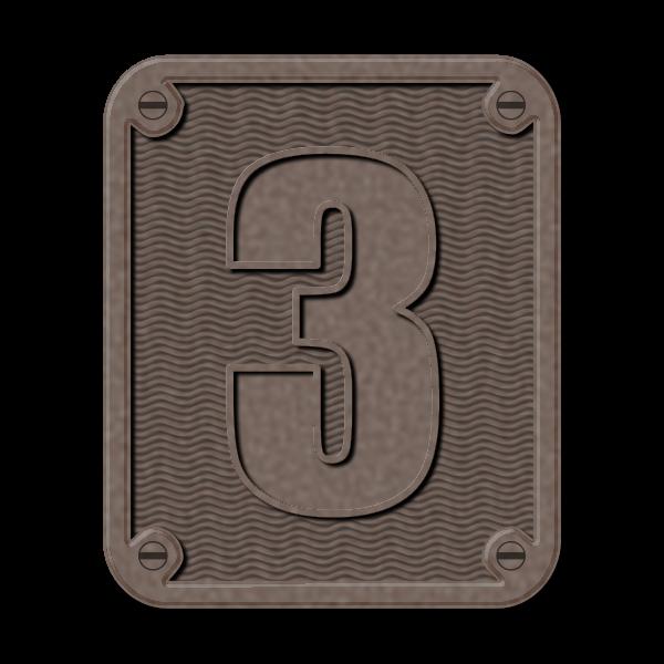 Metal three