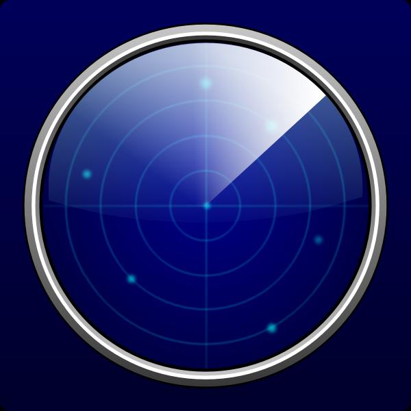 Just another radar screen