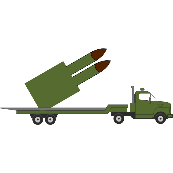 missile truck