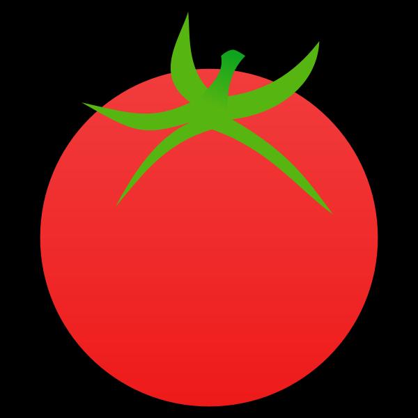 Tomato fruit clip art