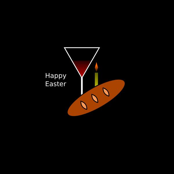 Easter-Communion