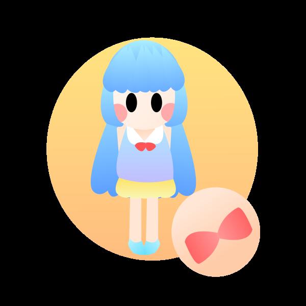 Circle girl