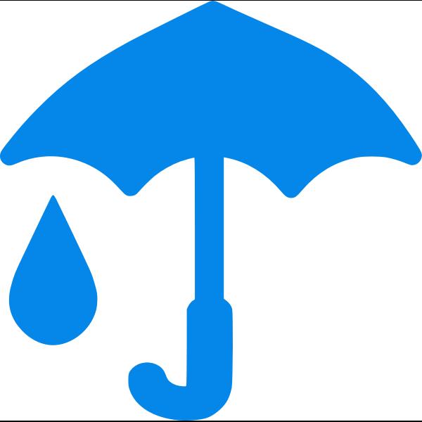 Blue umbrella-1573548879